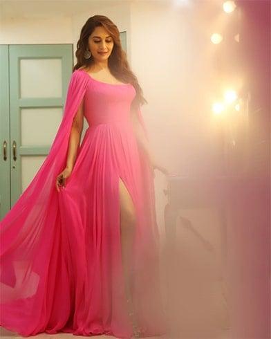 Madhuri Dixit At Lux Golden Rose Awards 2018