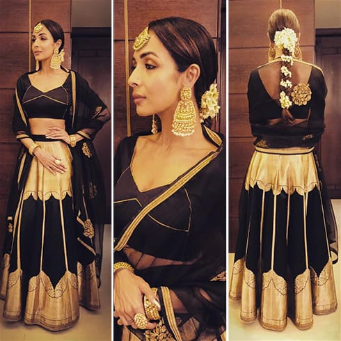 Malaika Arora Diwali Celebrations
