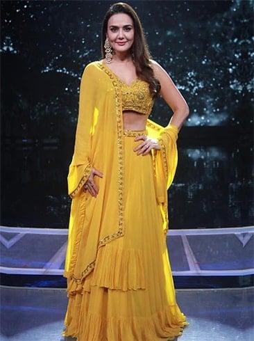 Preity Zinta at saregamapa
