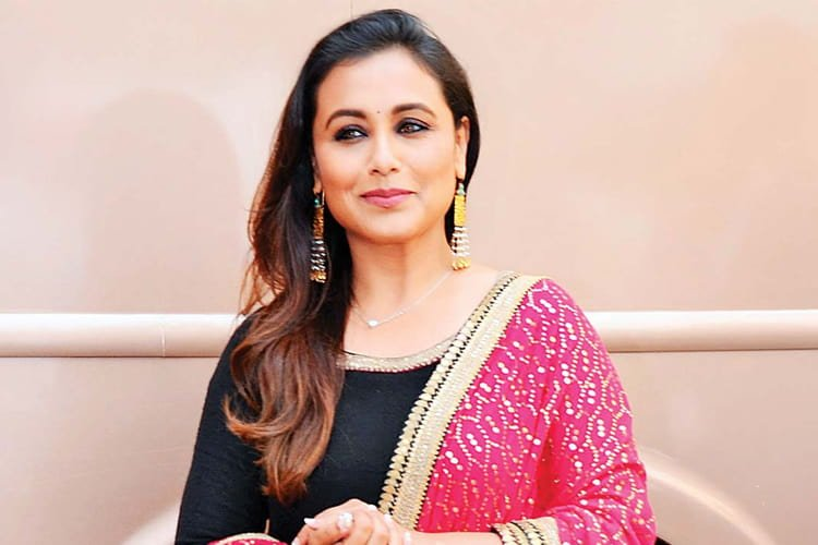 Rani Mukerji Fashion