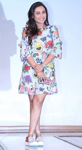 Rani Mukerji Phillipp Plein dress
