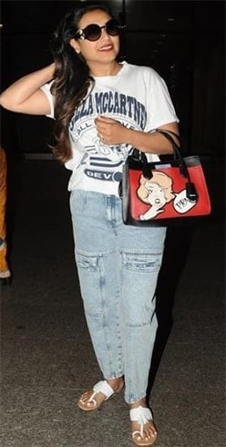 Rani Mukherjee Stella McCartney tee