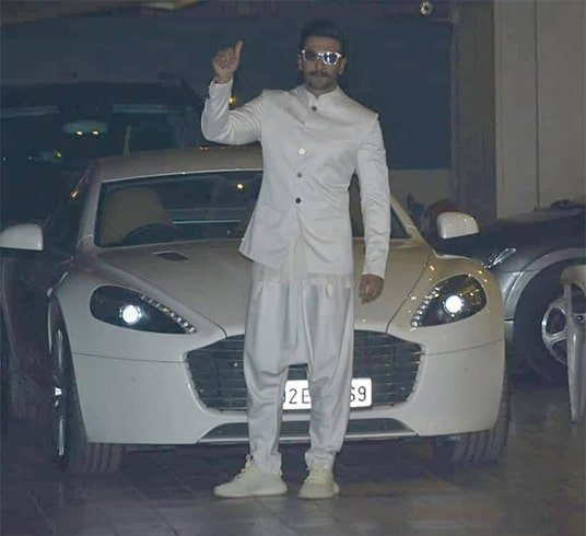 Ranveer Singh Before Wedding
