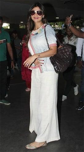 Shilpa Shetty Snapped