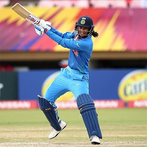 Smriti Mandhana Biography
