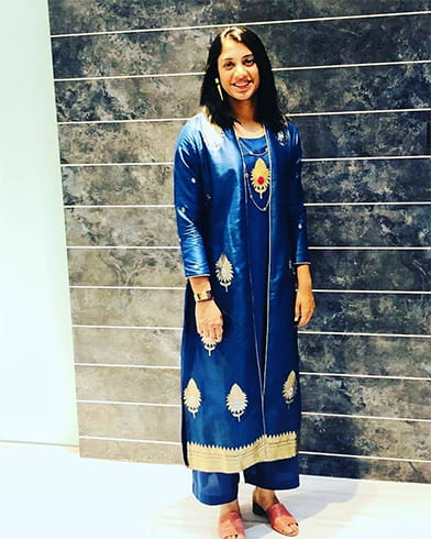 Smriti Mandhana Fashion Profile