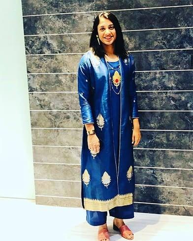 Smriti Mandhana Fashion Profile