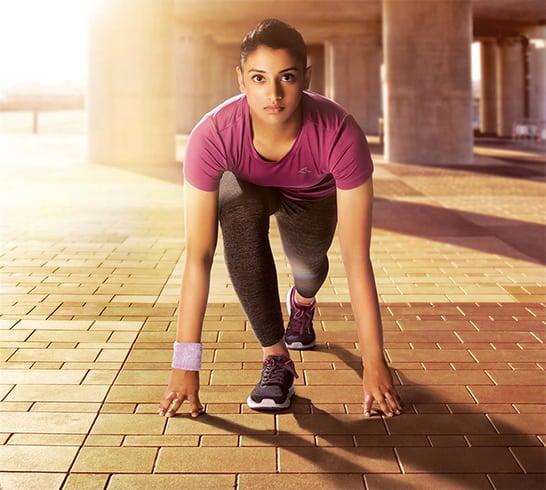 Smriti Mandhana Fitness