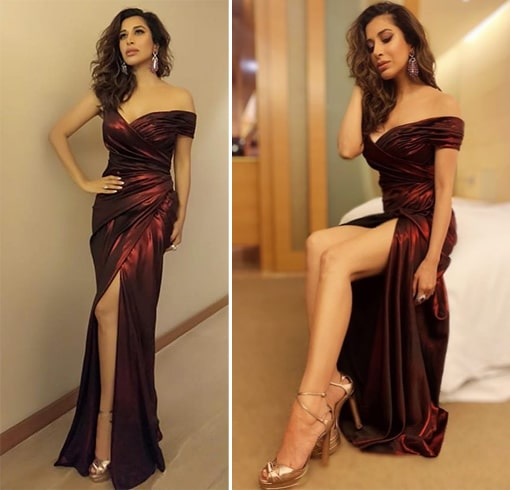 Sophie Choudry asiaSpa Awards 2018