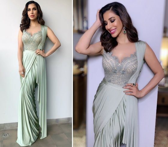 Sophie Choudry At IFFI 2018