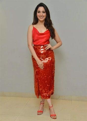 Tamannaah Bhatia Next Enti Promotions