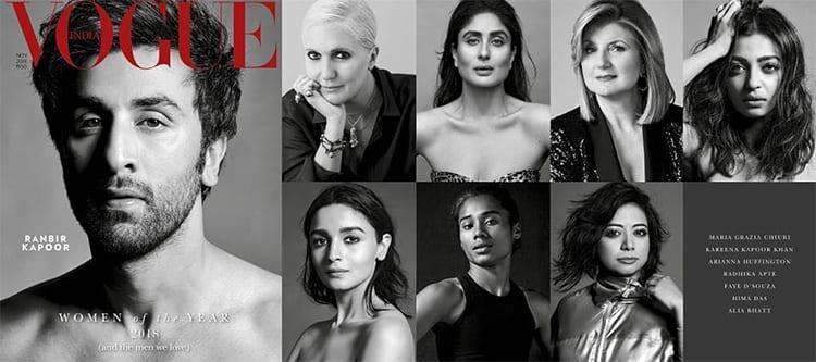 Vogue India Cover November 2018