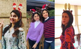 Bollywood Celebrities Christmas Celebrations