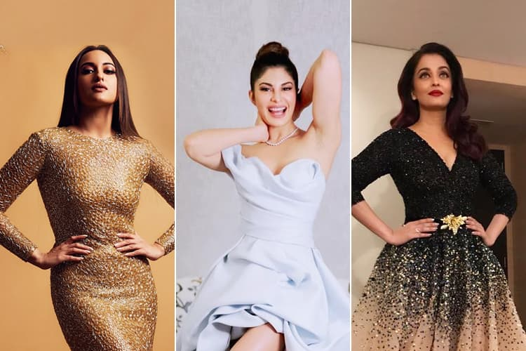 Bollywood Celebs Red Carpet Styles 2018