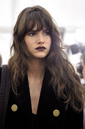 30 Long Hairstyles With Bangs That Are Worth Trying Out