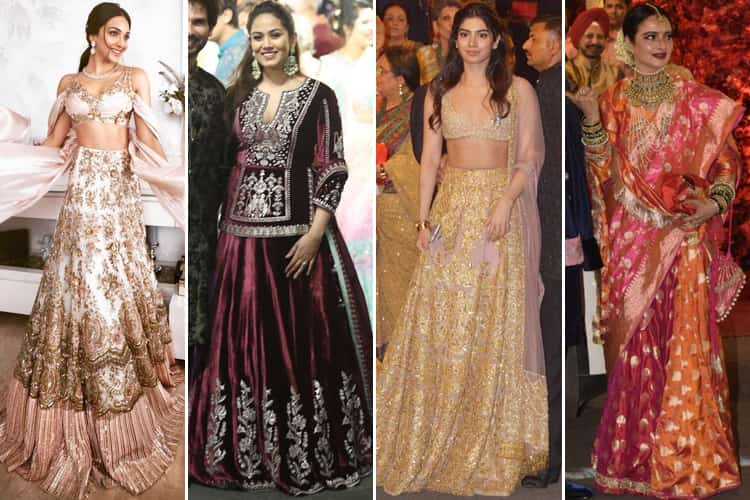 Celebs at Isha Ambani Anand Piramal Wedding
