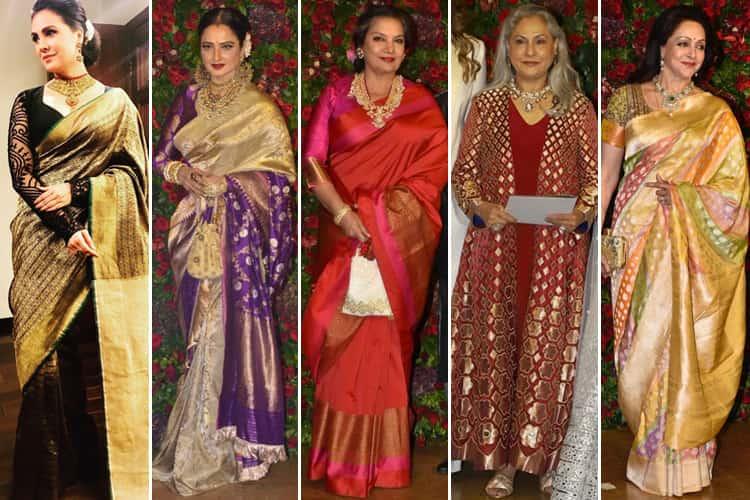 Celebs at Deepika Ranveer Reception