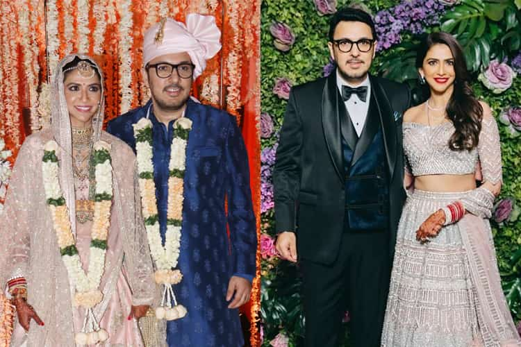 Dinesh Vijan and Pramita Tanwar Wedding