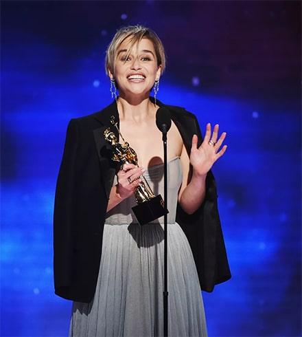 Emilia Clarke Awards