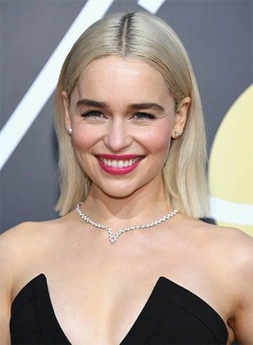 Emilia Clarke Makeup Tips