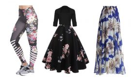 Florals To Wear This Winter