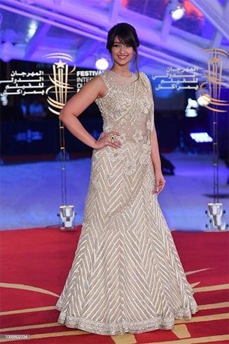 Ileana D'Cruz Marrakech Film Festival