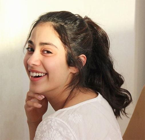 Janhvi Kapoor Beauty Tips
