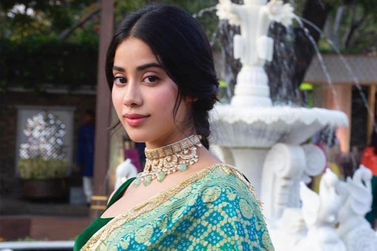 Janhvi Kapoor Fashion Profile