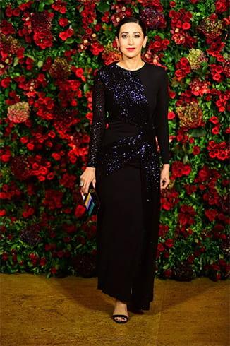 Karisma Kapoor at Deepika Ranveer Reception
