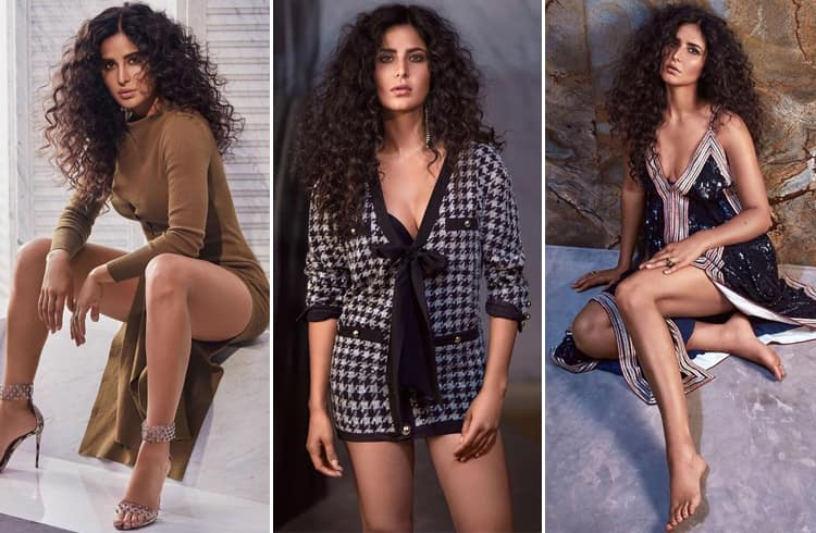 Katrina Kaif Vogue December Shoot