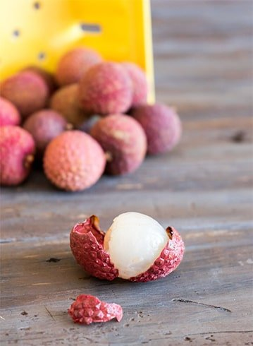 Lychees Benefits