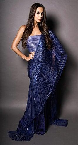 Malaika Arora at Deepveer Reception