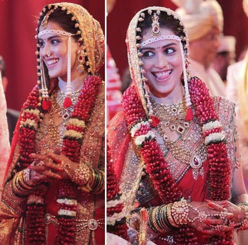 Marathi Bridal Look