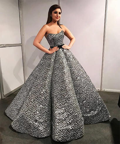 Parineeti Chopra Filmfare 2018 Awards