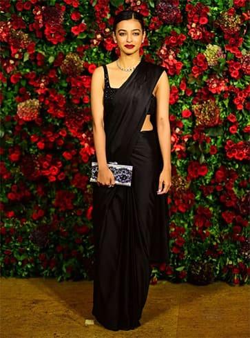 Radhika Apte at Deepika Ranveer Reception
