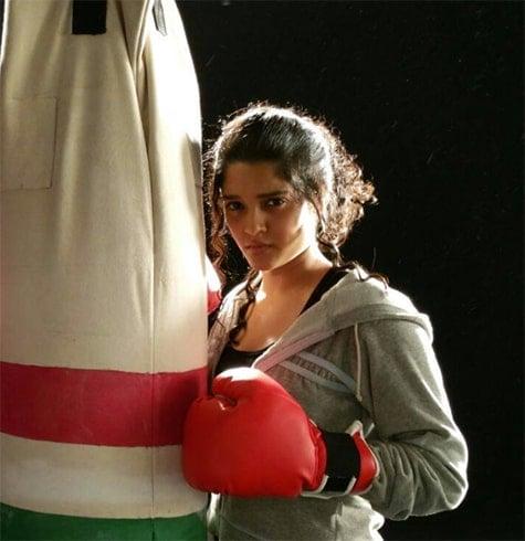 Ritika Singh Boxing