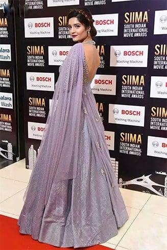 Ritika Singh SIIMA Awards.