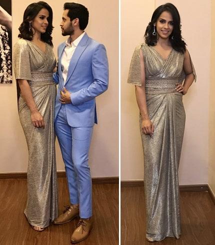 Saina Nehwal Wedding Celebrations