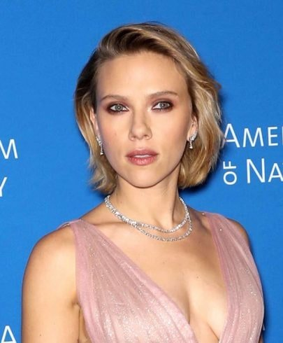 Scarlett Johansson Latest