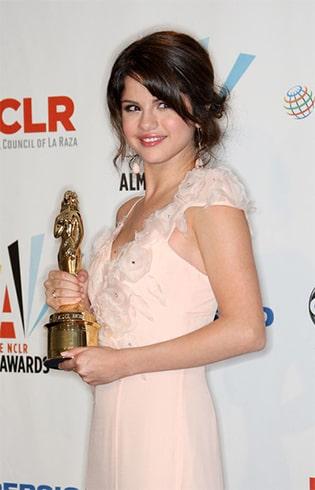 Selena Gomez Awards