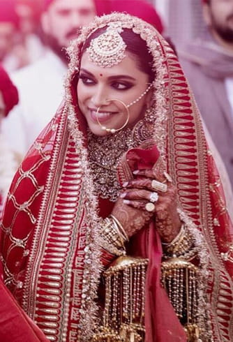 Best Indian Bridal Looks - Divided By Culture, United By Love