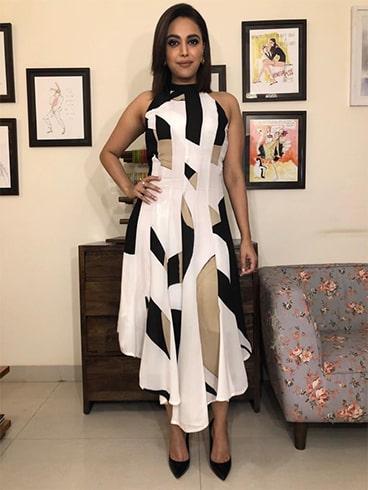 Swara Bhaskar Bumble App Launch