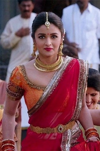 Tamil Bridal Look