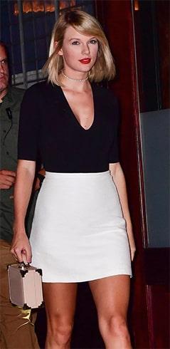 Taylor Swift Aritzia bodysuit
