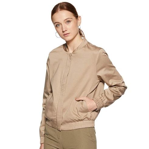 Van Heusen Beige Jacket
