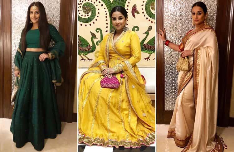 Vidya Balan Isha Ambani Wedding Ceremonies