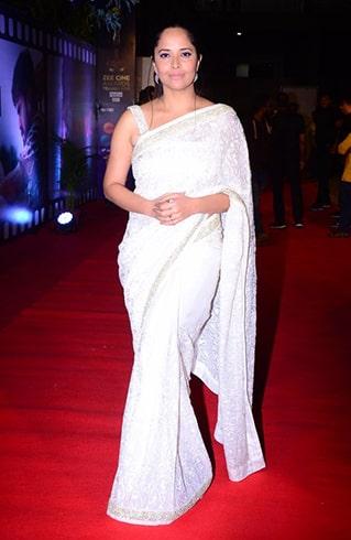 Anasuya Bharadwaj Zee Cine Awards Telugu 2019