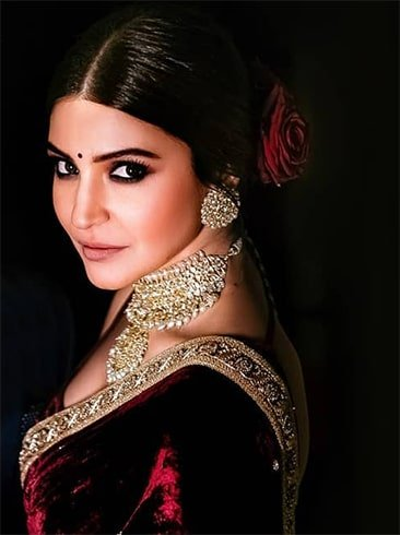 Anushka Sharma Engagement Jewellery
