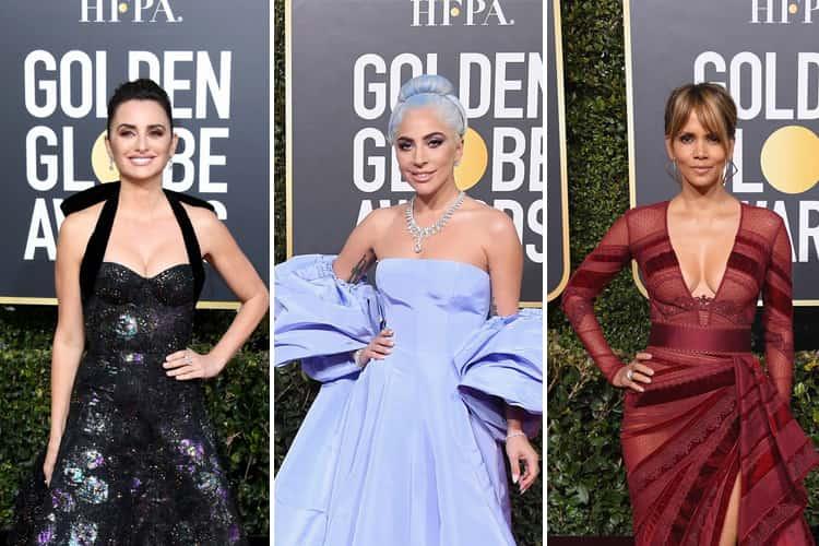Best Dresses Celebs AtGolden Globe Awards 2019