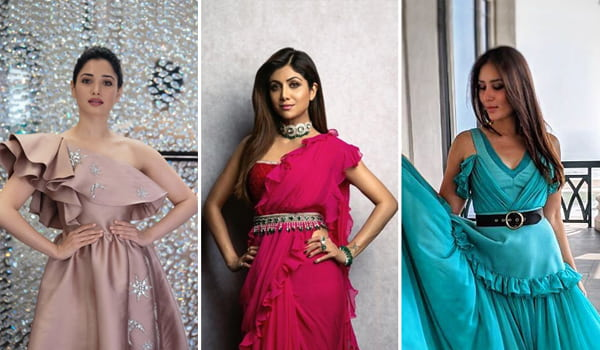 Bollywood Celebs Weekend Fashion